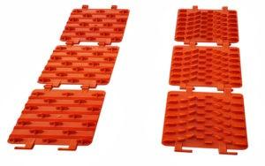Антибукс оранжевые