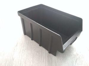 Лоток для метизов 320х200х150 мм черный