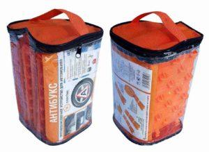 Антибукс в сумке 3 шт оранжевые